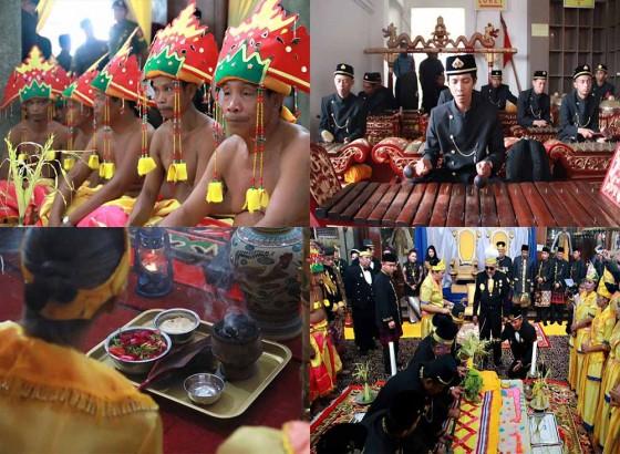 Ada Kepanikan Di Balik Kemeriahan Erau Kutai Dan Folk Art Festival 2018