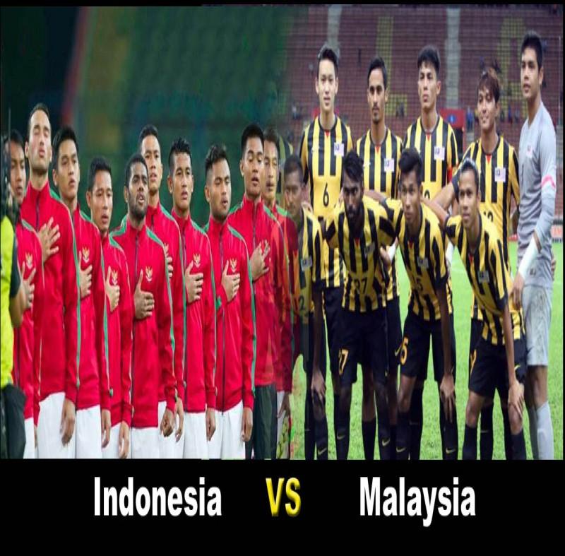 Jelang pertandingan Indonesia vs Malaysia di Sidoarjo