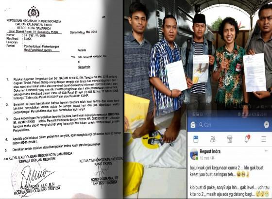 Lapdu An-Nur diPolresta Samarinda, dipastikan lanjut