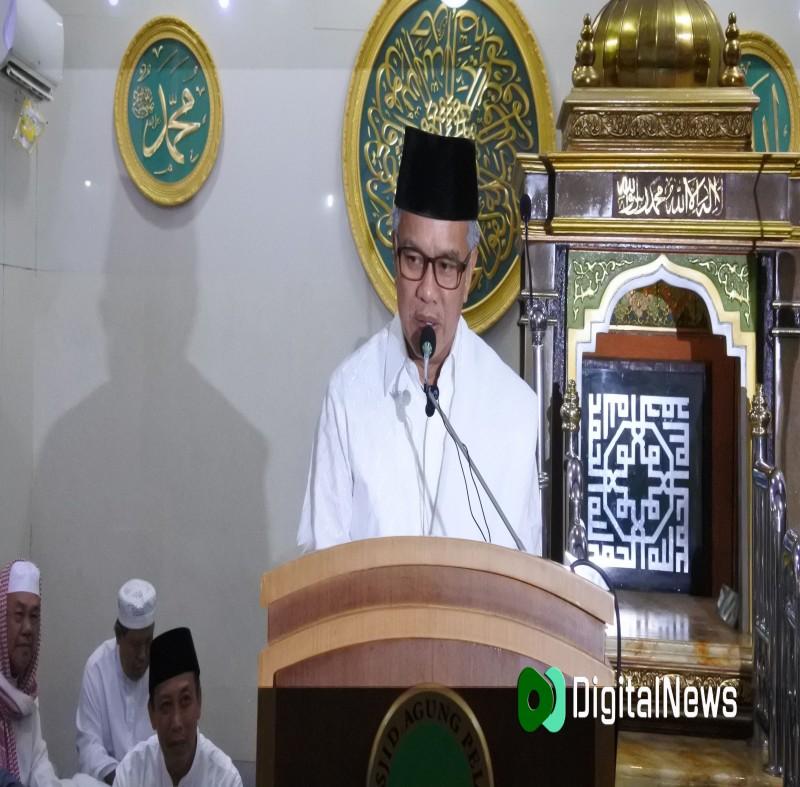 Masjid Agung Pelita Samarinda peringati Maulid Nabi Besar Muhammad SAW Tahun 1440 H / 2018 M