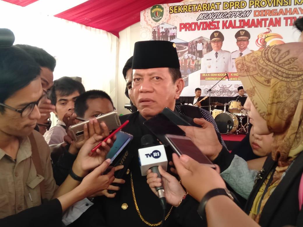 Ketua DPRD Kaltim: Pembangunan Jangan Terpaku Pada Ibukota Negara Saja