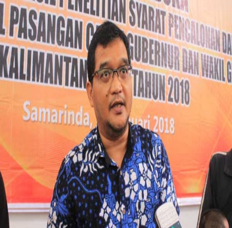28 nama di umumkan, Syarifudin Rusli kecewa keputusan Timsel calon anggota KPU
