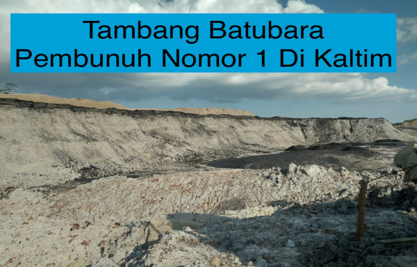 Gawat, Batubara PT. Tanito Raib