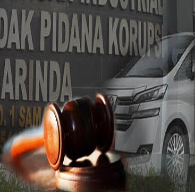 Pengadilan Tipikor Samarinda Vonis Kasus Pengadaan Mobil Alphard