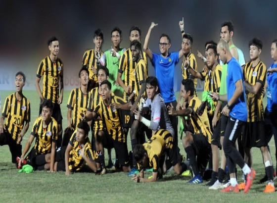 Timnas Indonesia U-19 Kalah Adu penalti